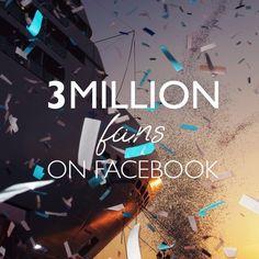 MSC Crociere: 3 milioni di fan su Facebook in 3 anni