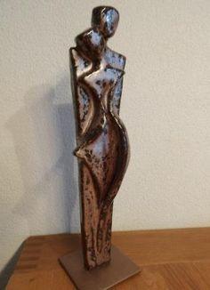 Modern Art Sculpture, Stone Sculpture, Art Decor, Decoration, Statues, Human Art, Oeuvre D'art, Painting & Drawing, Fine Art