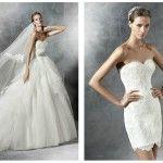 Avete fissato la data del grande giorno per l'anno prossimo? Allora è il momento di scoprire in anteprima la collezione abiti da sposa Pronovias 2016! Pron