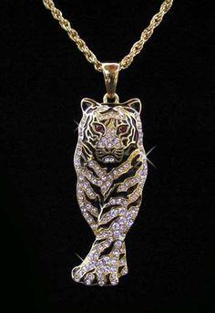 332 3 stenzhorn stenzhorn tiger necklace mozeypictures Gallery