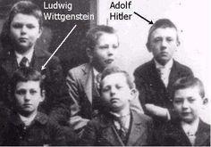 Ludwig Wittgenstein and Hitler