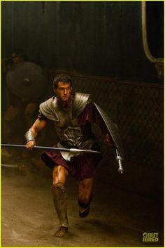 Henry Cavill as Theseus in Immortals, 2011.  #HenryCavill #Immortals   https://www.facebook.com/HenryCavillAndTheCavillry?ref=hl