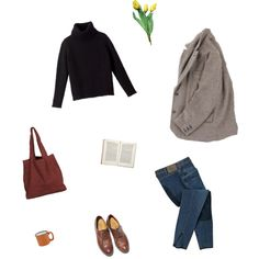 Question is.... by jaxdm on Polyvore featuring Jayson Home