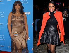 jannifer hudson on the red carpet before she lost weight - Google Search Jennifer Hudson, Best Weight Loss, How To Lose Weight Fast, Red Carpet, Two Piece Skirt Set, Sari, Lost Weight, Skirts, Exercise