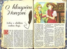 O hloupém Honzovi Diy And Crafts, Cover, Books, Art, Art Background, Libros, Kunst, Book, Blankets