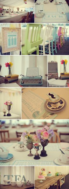 Personalised place mats. Quirky modern wedding photography by Eliza Claire.