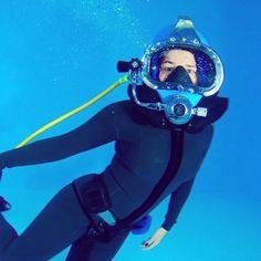 Scuba Certification, Scuba Girl, Womens Wetsuit, Hard Hats, Snorkeling, Scuba Diving, Underwater, Surfing, Superhero