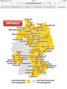 Verfügbarkeit in Deutschland