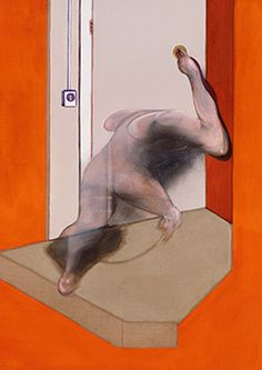 Francis Bacon, Study from the Human Body, 1983