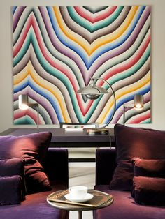 Obumex | Interior | Painting | Colours | Living Room | Lighting