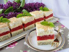 Ala piecze i gotuje Polish Desserts, Polish Recipes, Cake Cookies, Amazing Cakes, Vanilla Cake, Sweet Recipes, Main Dishes, Cheesecake, Food And Drink