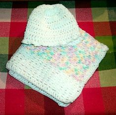 Glow_Thermal_Blankie - crochet