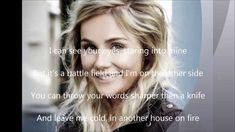 Black Roses (Lyrics)  - Clare Bowen (Scarlett O'Connor Nashville)  I love her voice  this song.