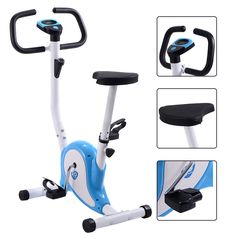 (adsbygoogle = window.adsbygoogle    []).push();     (adsbygoogle = window.adsbygoogle    []).push();   Exercise Bike Stationary Cycling Fitness Cardio Aerobic Equipment Gym Blue  Price : 59.99  Ends on : 4 weeks  View on eBay      (adsbygoogle = window.adsbygoogle    []).push();