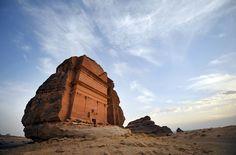 Fotos aus Mada'in Salih: Ein Friedhof aus Palästen   Reisen   ZEIT ONLINE