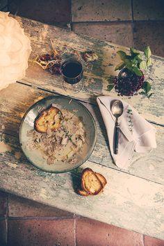 Autunno #unannoinromagna cookbook #porcini #truffle