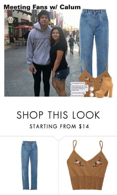 """~love the way you love me~"" by boobear1707 ❤ liked on Polyvore featuring Chloé"