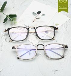 731e74ae175b Wholesale Custom Logo Full Metal Rim Fashion Frame Vintage Eyeglass Frame - Buy  Promotion Unisex Women Eyewear Clear Lens Vintage Eyeglass Frame