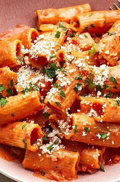 Simple Tomato Pasta Sauce, Pasta Dishes, Food Dishes, What's Cooking, Cooking Recipes, Rigatoni Recipes, Cooking Tomatoes, Lotsa Pasta, Tomato Cream Sauces