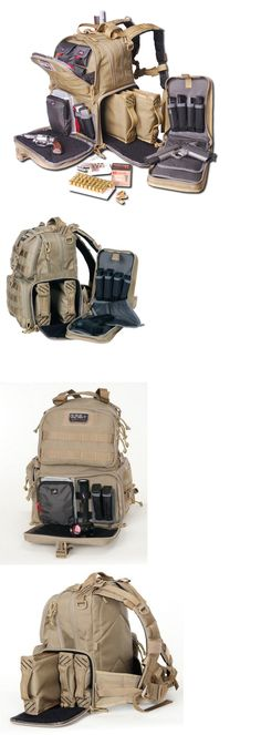 Other Range and Shooting Accs 177907: Shooting Range Backpack Gps Tactical Pistol Handgun Ammo Bag Competition Shooter BUY IT NOW ONLY: $159.98