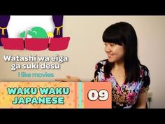 ▶ Waku Waku Japanese - Language Lesson 9: I like ~ / I don't like ~ - YouTube