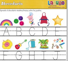 My roundup of great #Spanish Printables for your Kids! includes @mundolanugo @mommymaestra and more! #bilingualkids