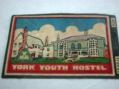 Youth Hostel Association - Yorkshire -YORK YH