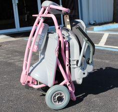Name: Easy Travel Elite Folding Scooter Price: $1445.00 Free Shipping!