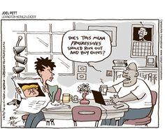 Joel Pett Editorial Cartoon, December 04, 2016     on GoComics.com