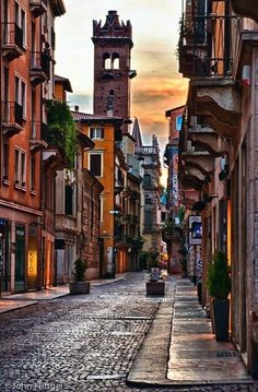 Verona, Veneto, Italy (via Beautiful Italy)