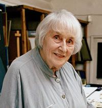 Mary Fedden remained a prolific and popular painter until her death in 2012 aged 96.