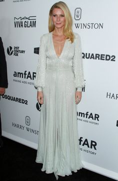 Gwyneth Paltrow in Ralph & Russo at amFAR event: beautiful or budget? Gwyneth Paltrow, Ciara Wilson, Candace Cameron Bure, Dramatic Classic, Ralph And Russo, Long Skirts, Long Dresses, Red Carpet Fashion, Dress To Impress