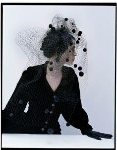 Amanda Harlech - Paris - 2012 - W Magazine - Tim Walker Photography