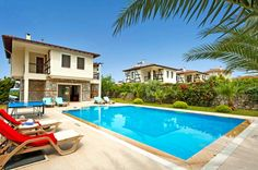 Villa Pearl, Hisaronu, Turkey. Find more at www.villaplus.com