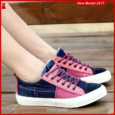 FIDS120 Sepatu Wanita Sepatu Kets Elevenia BMGShop 2cf583daf1