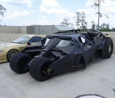 Cool Stuff We Like Here @ CoolPile.com ------- << Original Comment >> ------- Batmobile