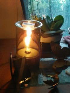 Amber Fluted Shade Scentsy Warmer Rich Amber Glass With A