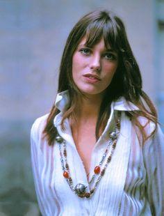 Jane Birkin photographed in Paris, 1968 by Giancarlo Botti