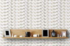 guapahome | TAPETY Shelves, Home Decor, Shelving, Decoration Home, Room Decor, Shelving Units, Home Interior Design, Planks, Home Decoration