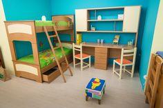 παιδικό έπιπλο | ΟΡΦΕΑΣ | κρεβάτι | γραφείο | βιβλιοθήκη