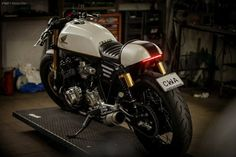 Honda CB750 Bol d'or by CWA 6