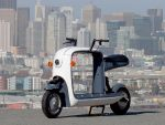 Meet Kubo, The Crowdfunded Electric Cargo Scooter Made By Lit Motors