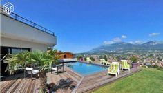 COUP DE COEUR | Belle villa d'architecte +piscine Cognin 73160