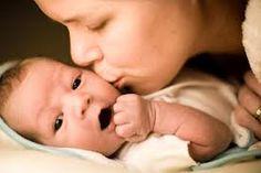 Ser madre de una hermosa y sana niña