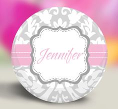 Personalized Bridesmaids Gifts Pocket Mirror by SpotlightMirrors