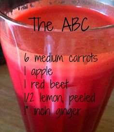 Beet juice for helping your liver cleanse after the holidays! - LIVER CLEANSING DIET - Learn how to do the liver flush by watching http://www.youtube.com/... by Jordan Blaikie (LiverFlushMan) I LIVER YOU
