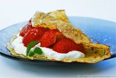 Something I've always wanted to try - How to make a perfect sweet French crepe batter