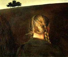 Farm Road - Andrew Wyeth