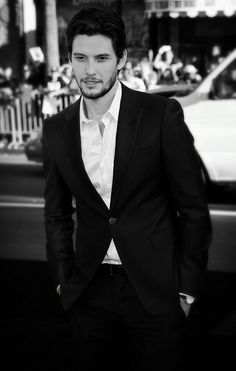 BEN BARNES age has done you good.