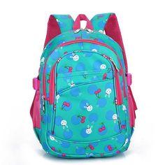 3-6 Years Old Child Backpacks Kindergarten Bags School Students Cute  Cartoon Printing Nylon Rucksack Kids Bag School Bag Mochila 7f710be22d8bd